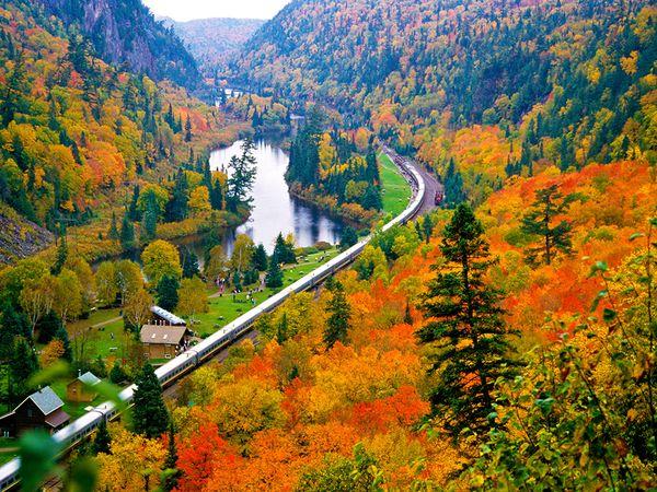 Ngắm cảnh đẹp mùa thu trên khắp thế giới