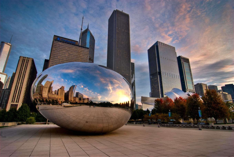 Chicago thành phố huyền ảo trong hạt đậu