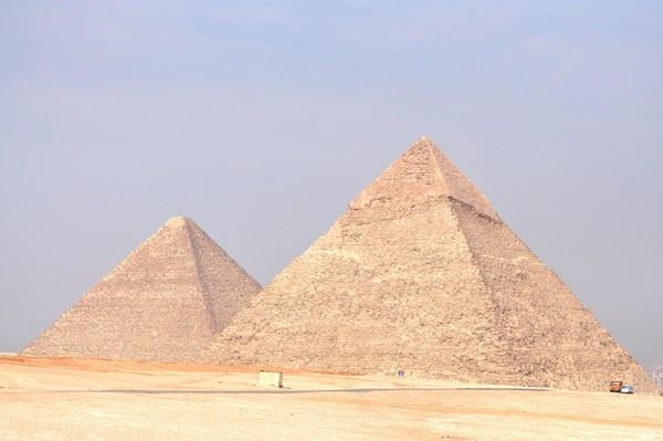 Kim tự tháp giza một điểm đến tuyệt diệu hàng đầu thế giới