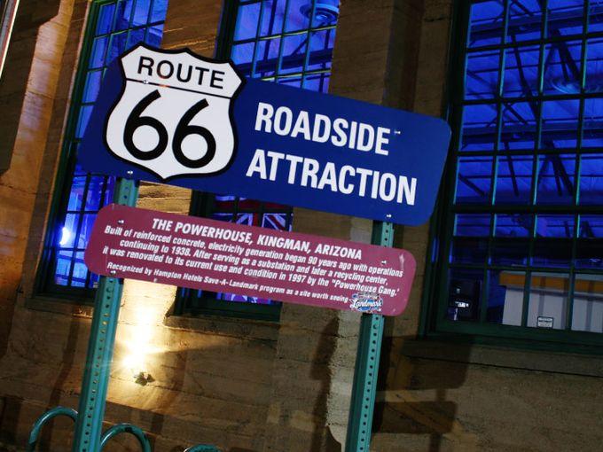 Một ngày rong ruổi trên route 66 con đường huyền thoại nổi tiếng của mỹ