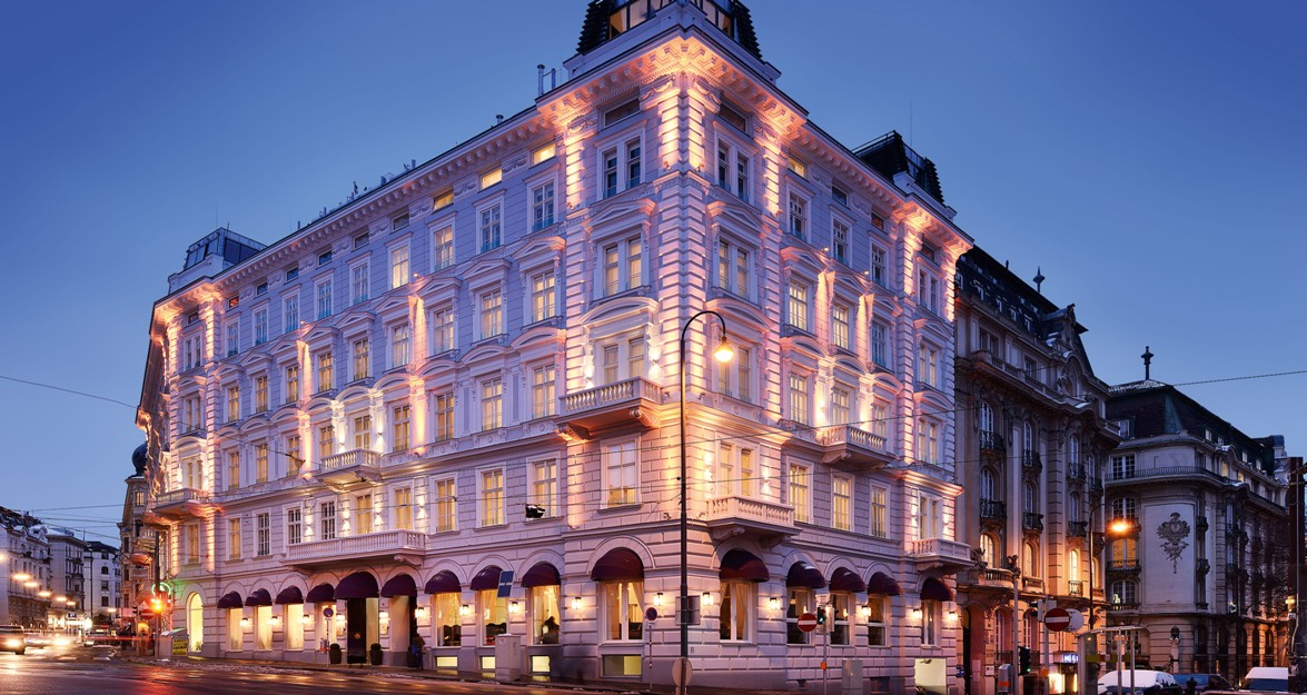 Những địa điểm nổi tiếng ở vienna thủ đô nước áo