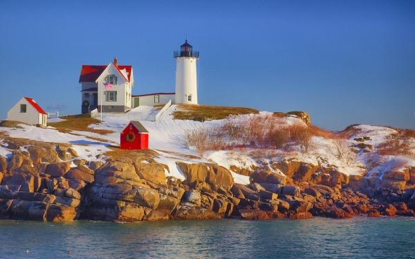 Những điểm đến đẹp nhất trong mùa đông