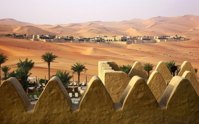 Những sa mạc ấn tượng và hùng vĩ nhất thế giới