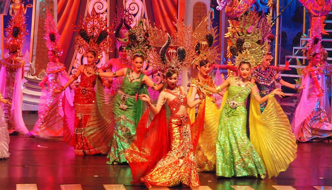 Pattaya đâu chỉ có sex-show
