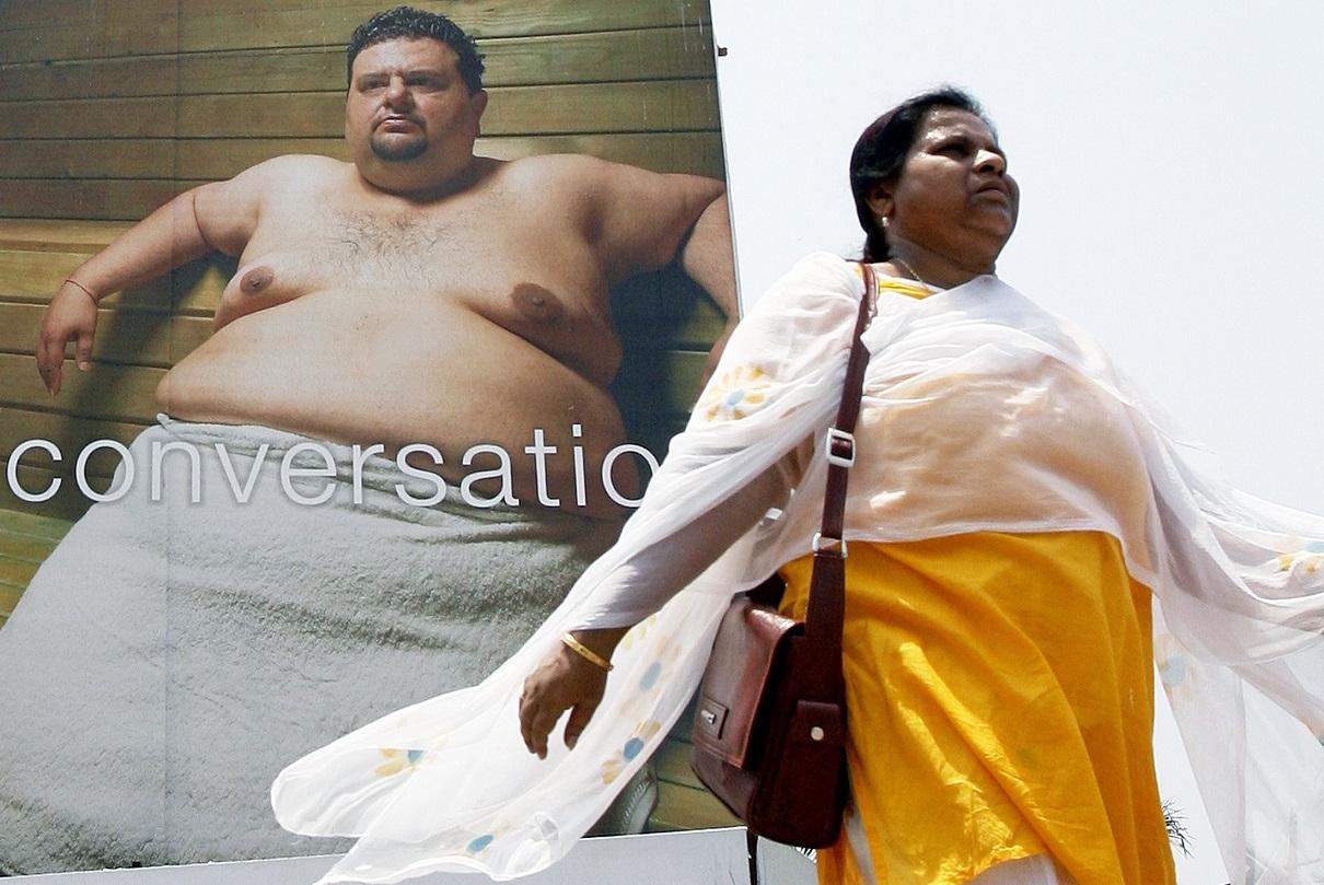 Top 10 quốc gia béo nhất thế giới 2014