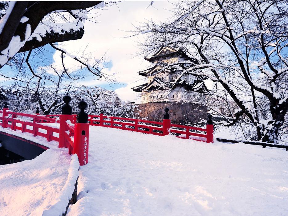 6 thành phố tuyết đẹp lung linh như trong chuyện cổ tích