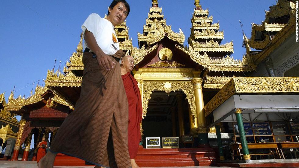 8 điều cần biết trước khi đến myanmar
