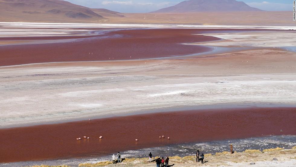 Bolivia những khung ảnh đẹp kỳ vĩ
