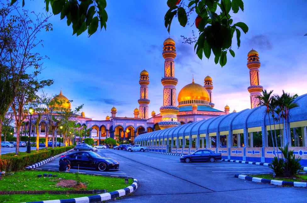 Brunei bí ẩn đông nam á