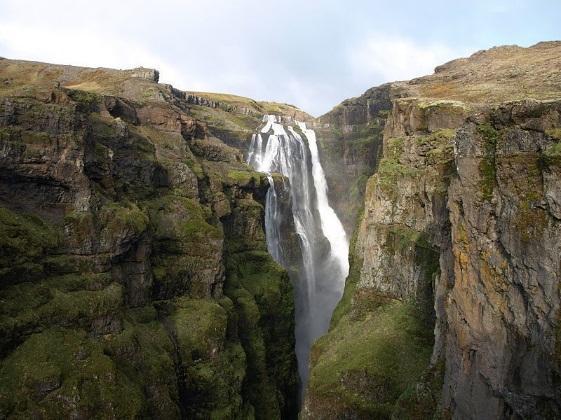 Chiêm ngưỡng vẻ đẹp hùng vĩ của những thác nước ở iceland