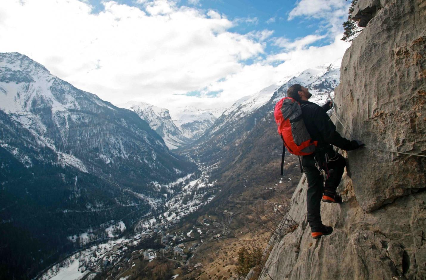 Chinh phục những dãy núi hùng vĩ nhất ở châu âu