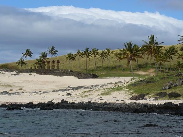 di sản trên hòn đảo phục sinh