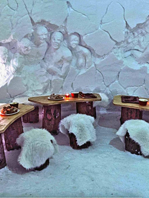 Khám phá những khách sạn băng lạnh nhất thế giới
