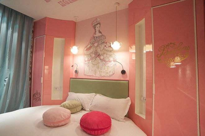 Vice versa khách sạn tội lỗi nhất paris