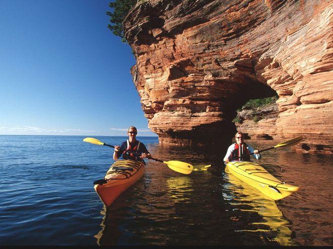 Wisconsin thanh bình và hoang dã