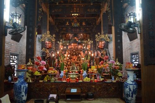 4 chùa bà nổi tiếng ở hà nội