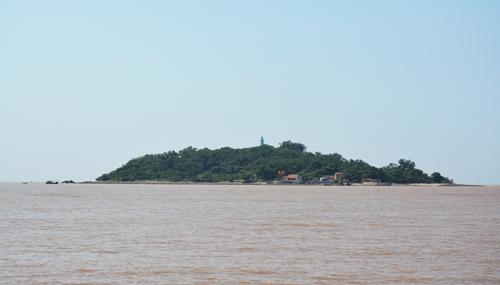 Đảo hòn dáu - dấu tích lịch sử oai hùng