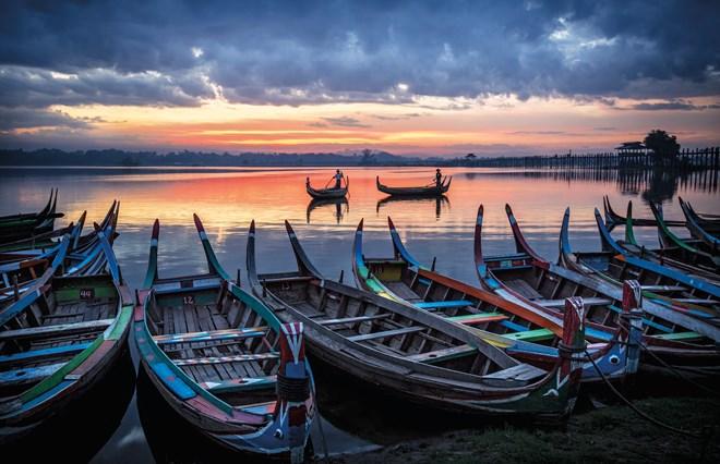 Đất nước con người myanmar trong bộ ảnh đẹp mê hồn
