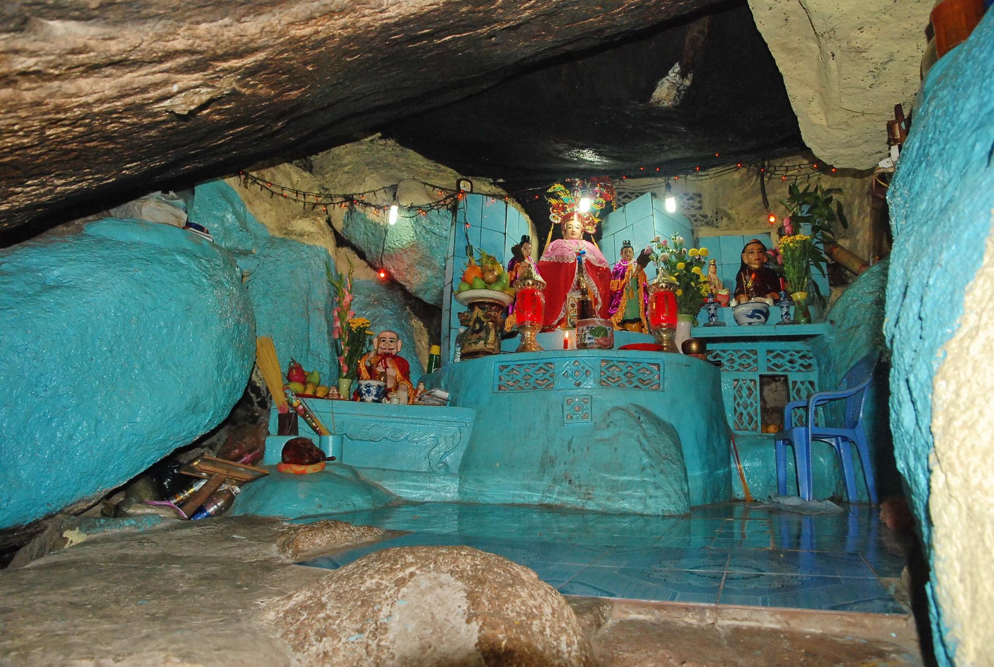 Đến thăm chùa cổ thạch chốn bồng lai tiên cảnh