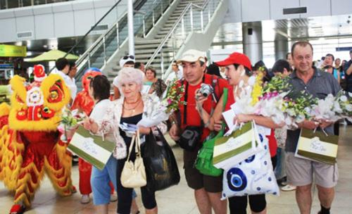 Du lịch việt tập trung thu hút khách nga