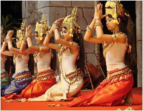 Khám phá văn hóa khmer tại nagaworld trong dịp 83