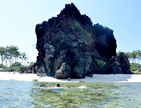 Vẻ đẹp hoang sơ ở đảo lý sơn