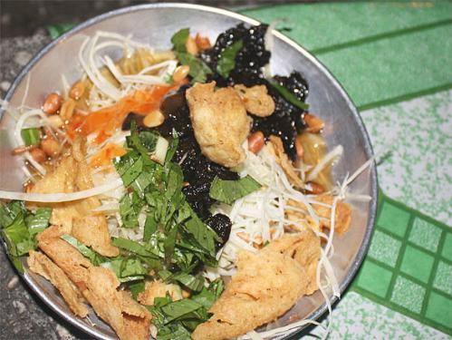 10 món ăn khó cưỡng nhất ở sài gòn
