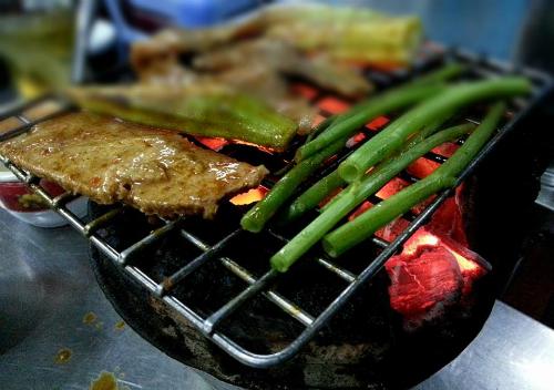 Những món ăn đến từ bộ phận nhạy cảm