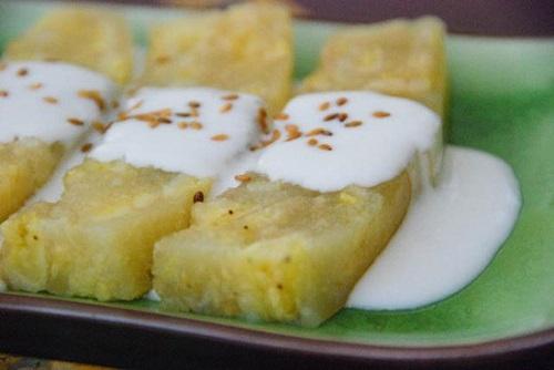 Các loại bánh dân gian từ chuối ở bến tre