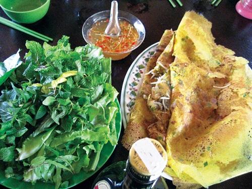 Các món ăn đặc biệt của vùng u minh