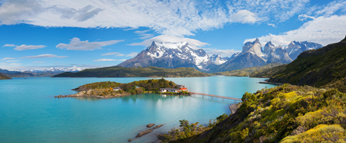 Cảnh đẹp top 10 quốc gia an toàn nhất thế giới