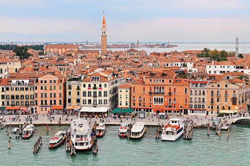 Hội an vào top 10 thành phố có con kênh nổi tiếng thế giới