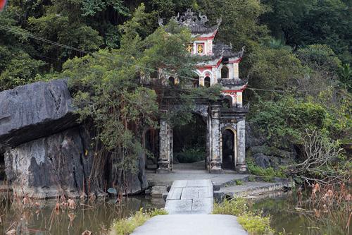 Nét yên bình nơi chùa cổ tinh khiết như ngọc