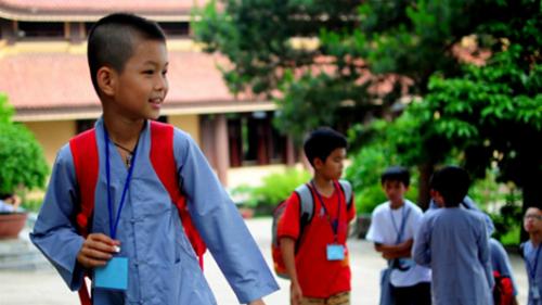 Những ngôi chùa việt gần gũi với giới trẻ