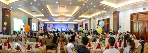 Trung tâm ăn uống hội họp quy mô tại mũi né
