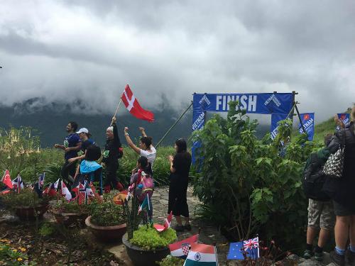 Ảnh cuộc thi marathon vượt núi việt nam 2015