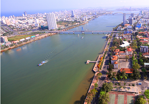 Đà nẵng mở thêm 3 tuyến du lịch đường sông
