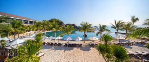 Trăng mật lãng mạn ở amiana resort nha trang