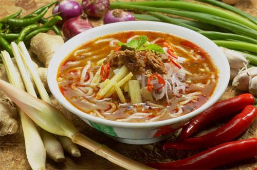 10 nơi có ẩm thực đường phố hấp dẫn nhất châu á