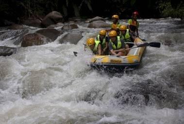 Du lịch mạo hiểm malaysia
