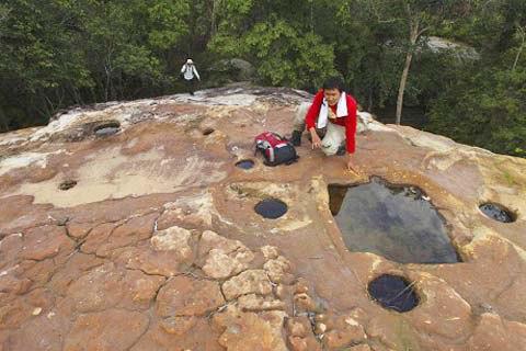 Khám phá công viên khảo cổ angkor