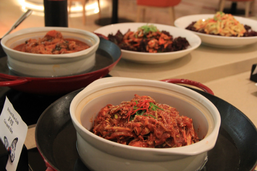 Lễ hội ẩm thực hàn quốc tại jw marriott hanoi