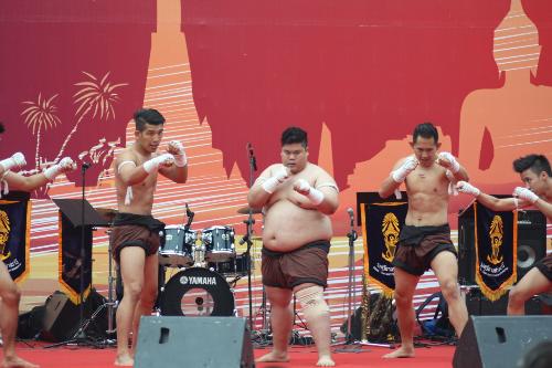 Ngày hội văn hóa thái lan 2015 ở hà nội