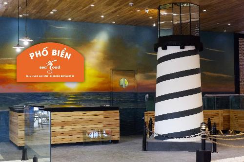 Nhiều ưu đãi dịp khai trương nhà hàng phố biển 6