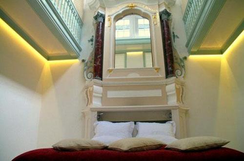 Những khách sạn tí hon nhất thế giới