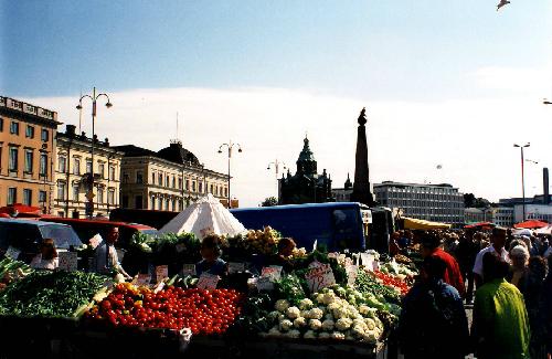 Những khu chợ ẩm thực sầm uất nhất thế giới