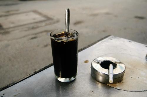 Quán cà phê vợt 60 năm ở sài gòn