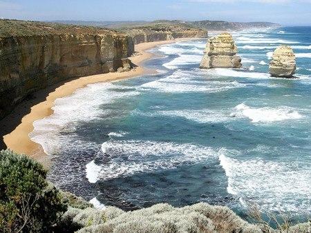 thiên đường du lịch australia