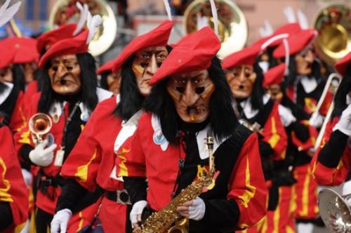 6 địa điểm diễn ra lễ hội carnaval lớn nhất thế giới