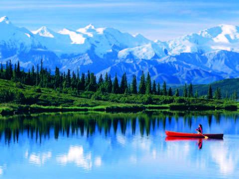Alaska biên giới sau cùng